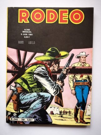 RODEO N° 358 TEX WILLER