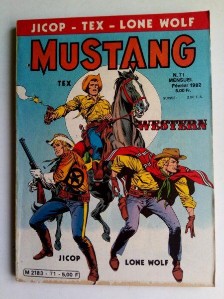 Mustang n°71 - LUG