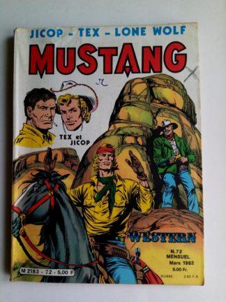 Mustang n°72 - LUG