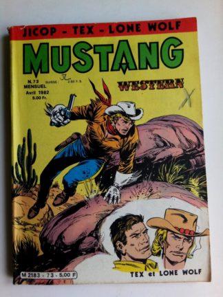 Mustang n°73 - LUG