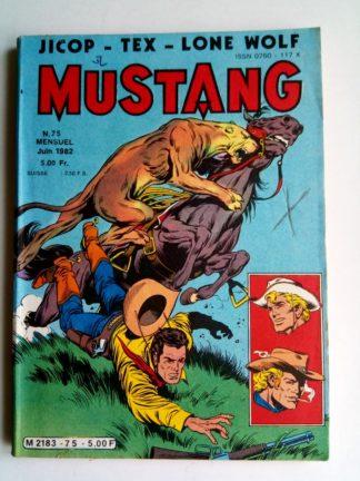 Mustang n°75 - TEX Willer