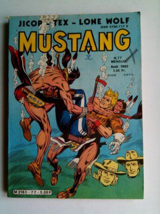 Mustang n°77 - TEX Willer
