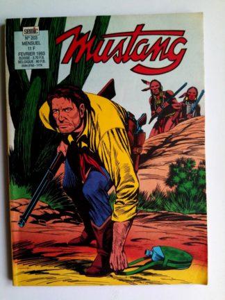 Mustang n°203 - TEX Willer