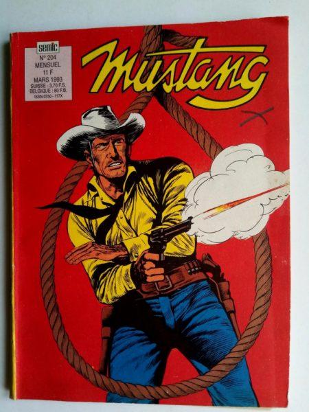 Mustang n°204 - TEX Willer