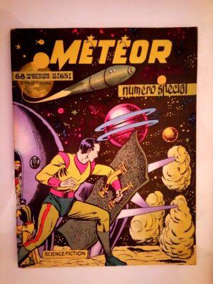 METEOR (1e SERIE) HS Le satellite en détresse (ARTIMA 1957)