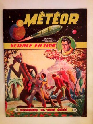 METEOR (1e SERIE) n°73 Explorateurs des Temps Futurs (ARTIMA 1959)