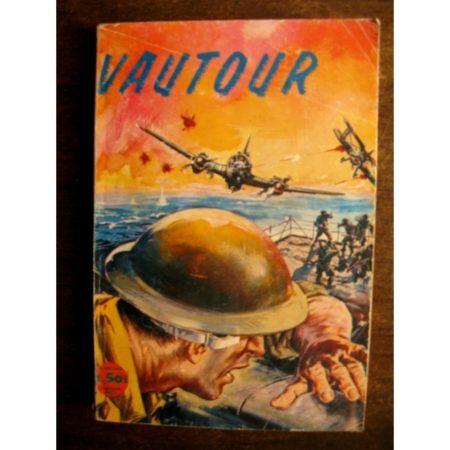 VAUTOUR N°24 Le Rapt (Edi Europ 1970)