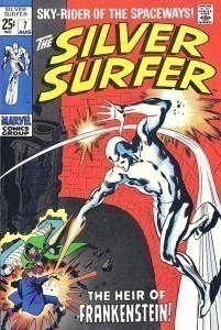 Couverture de Silver Surfer n°7