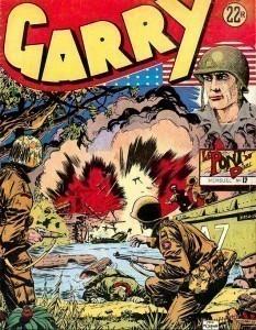 récits complets - Sergent Gary (Felix Molinari) Editions Imperia