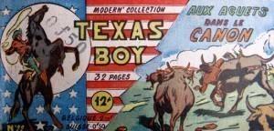 Texas Boy n°22 (SAGE)