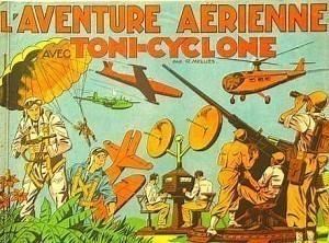 récits complets - Une aventure de Toni Cyclone - Artima 1948