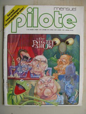 Pilote n°46 Le Big Têt Show