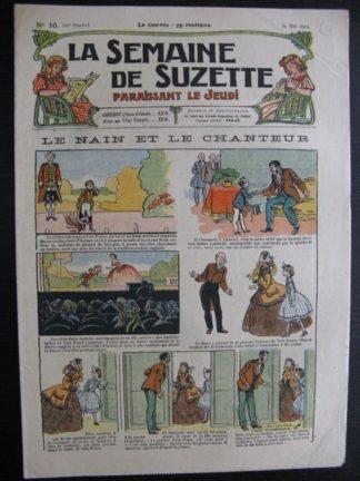 La Semaine de Suzette 20e année n°16 (1924) Bleuette Bécassine