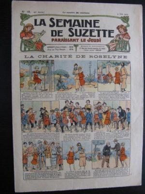 La Semaine de Suzette 20e année n°18 (1924) Bécassine