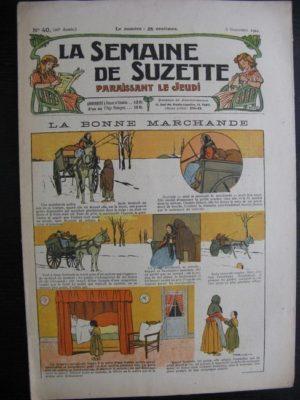 La Semaine de Suzette 20e année n°40 (1924) Nane