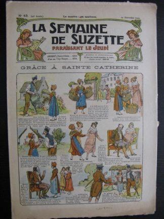 La Semaine de Suzette 20e année n°43 (1924) Nane