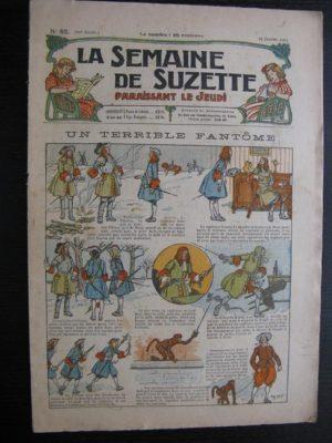 La Semaine de Suzette 20e année n°52 (1925)