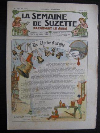 La Semaine de Suzette 21e année n°10 (1925) Bécassine