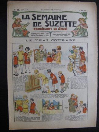 La Semaine de Suzette 21e année n°15 (1925) Bécassine
