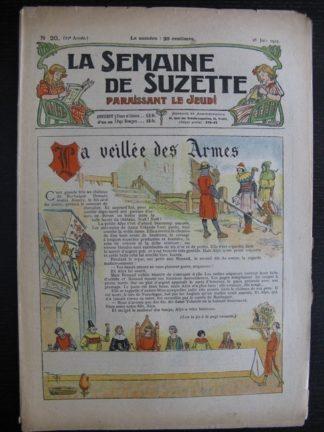 La Semaine de Suzette 21e année n°20 (1925) Bécassine