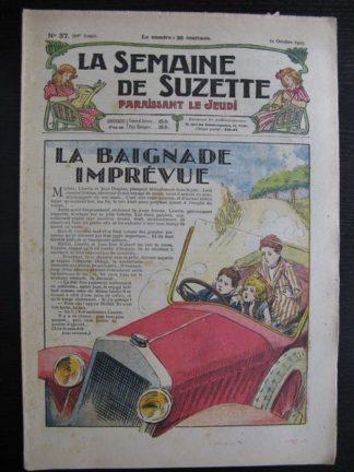 La Semaine de Suzette 21e année n°37 (1925) Nane
