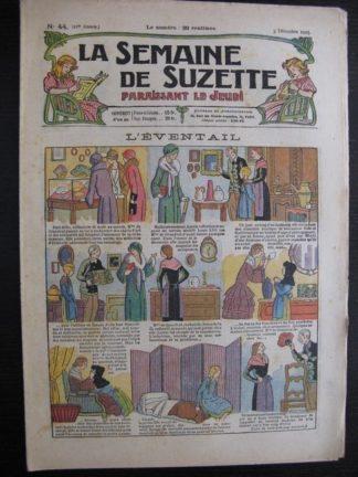 La Semaine de Suzette 21e année n°44 (1925) Nane Mique et Trac