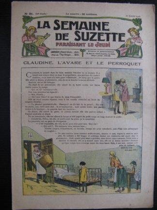 La Semaine de Suzette 21e année n°51 (1926)