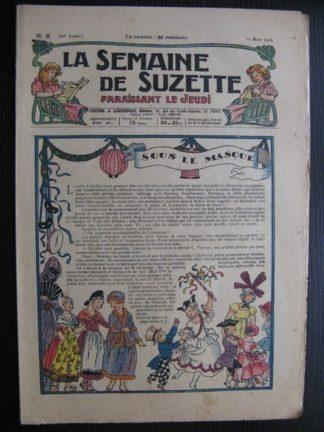 La Semaine de Suzette 22e année n°6 (1926) Bécassine