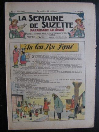 La Semaine de Suzette 22e année n°11 (1926) Bécassine