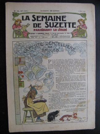 La Semaine de Suzette 22e année n°14 (1926) Bécassine