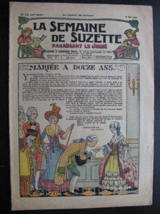 La Semaine de Suzette 22e année n°17 (1926) Bécassine