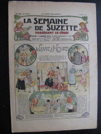 La Semaine de Suzette 22e année n°26 (1926) Bécassine