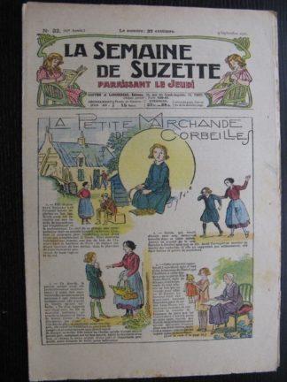 La Semaine de Suzette 22e année n°32 (1926) Bleuette