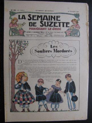 La Semaine de Suzette 22e année n°35 (1926) Nane au Maroc (3)