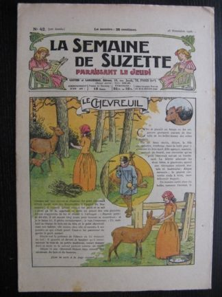 La Semaine de Suzette 22e année n°42 (1926) Nane au Maroc (10)