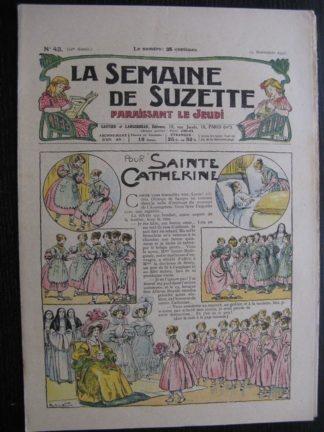 La Semaine de Suzette 22e année n°43 (1926) Nane au Maroc (11)