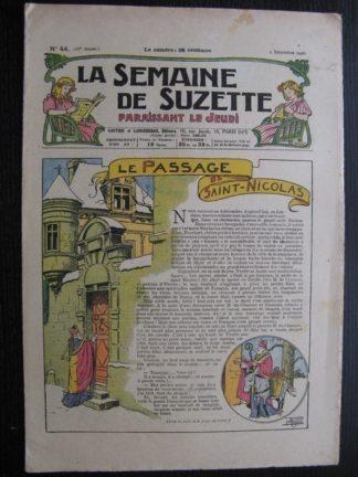 La Semaine de Suzette 22e année n°44 (1926) Nane au Maroc (12)