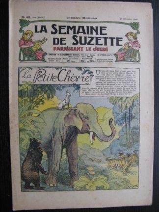 La Semaine de Suzette 22e année n°46 (1926) Nane au Maroc (14)