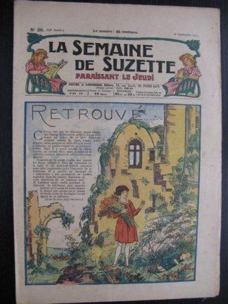 La Semaine de Suzette 23e année n°36 (8/09/1927) Houndji-Poundji (2)