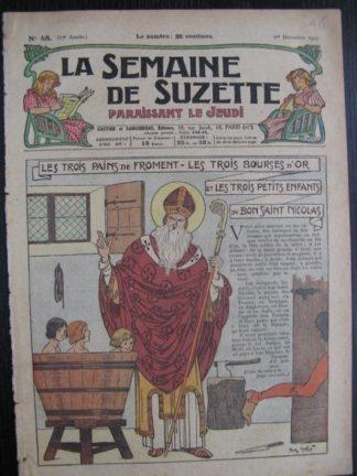 La Semaine de Suzette 23e année n°48 (1/12/1927) Houndji-Poundji (14)