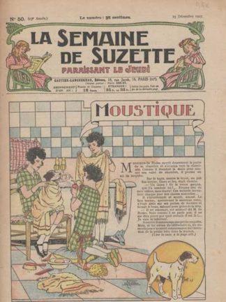La Semaine de Suzette 23e année n°50 (15/12/1927)