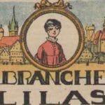 LA BRANCHE DE LILAS – Raymond de la Nézière (La Semaine de Suzette 22e année n°12 – 22 avril 1926)