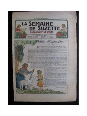 La Semaine de Suzette 34e année n°7 (1938) – Petite picette (Bleuette)