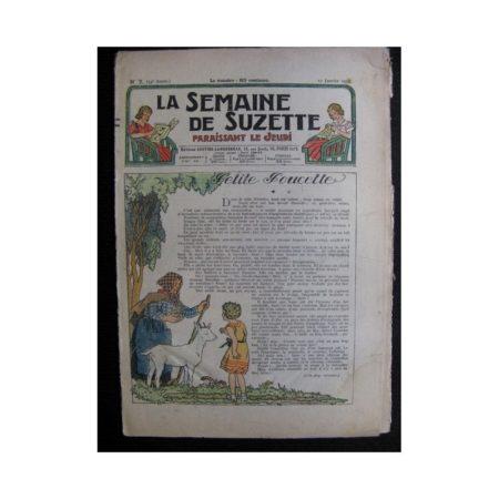 La Semaine de Suzette 34e année n°7 (1938) - Petite picette (Bleuette)