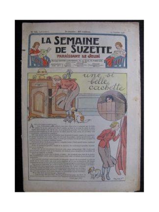 La Semaine de Suzette 34e année n°46 (1938) - Une si belle cachette