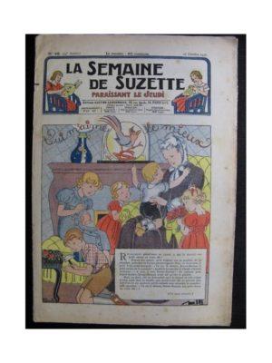 La Semaine de Suzette 34e année n°48 (1938) – Qui m'aime le mieux (Bleuette)