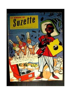 LA SEMAINE DE SUZETTE 48e année (1957) N°48 WILL