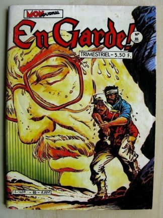 EN GARDE N°85 - KEPI BLANC (le coup de bambou) Mon Journal 1984