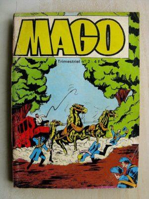 MAGO N°2 – CAGLIOSTRO UNE FEMME DANS LA NUIT (Jeunesse et Vacances 1980)