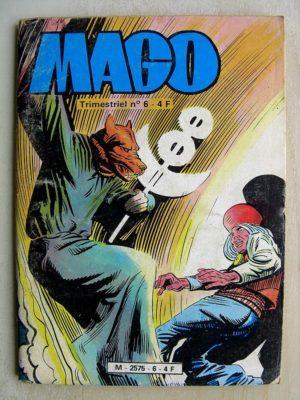 MAGO N°6 – LE GUET-APENS DE VENISE (Jeunesse et Vacances 1981)